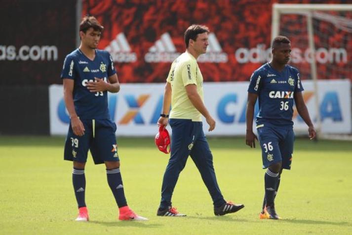 Flamengo inicia a preparação para o clássico contra o Botafogo