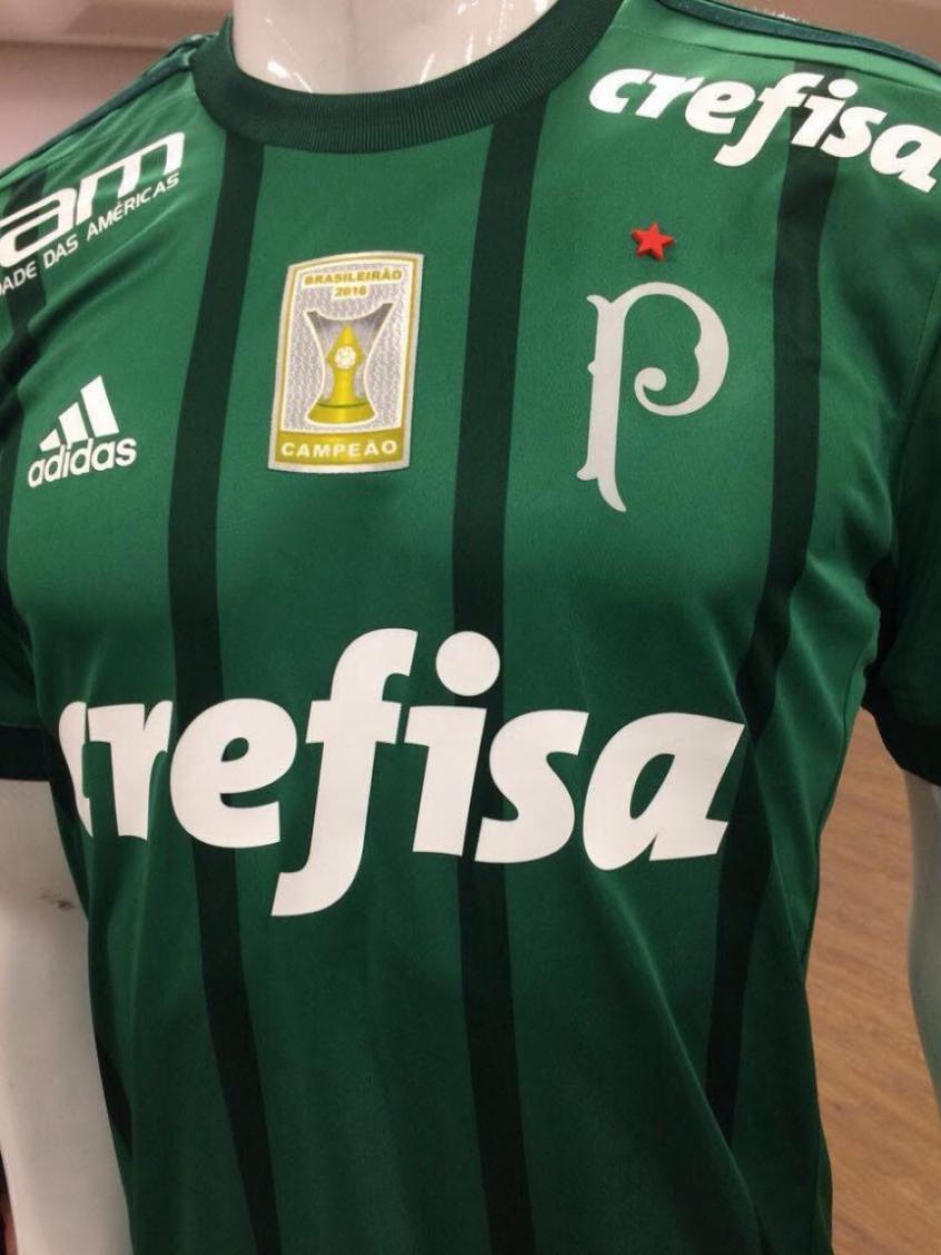 0d1b1f5eead Adidas fornece os uniformes do Palmeiras desde 2006 e pode se despedir  neste ano - FOTO  Fellipe Lucena