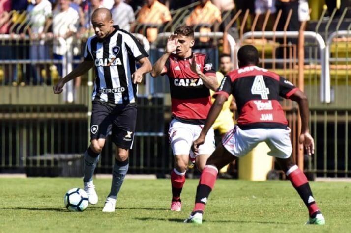 Após irritação, Conca participa de treino. Everton Ribeiro está próximo