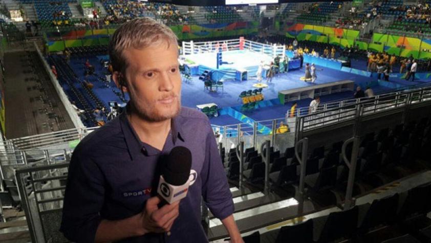 Jornalista Rodrigo Albornoz morre em Porto Alegre, aos 30 anos