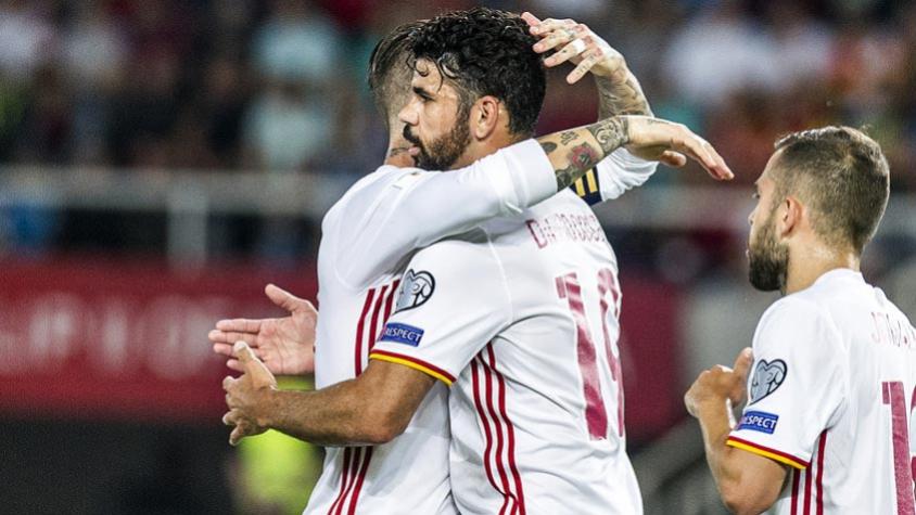 Diego Costa descarta China e afirma que pode jogar por clube brasileiro