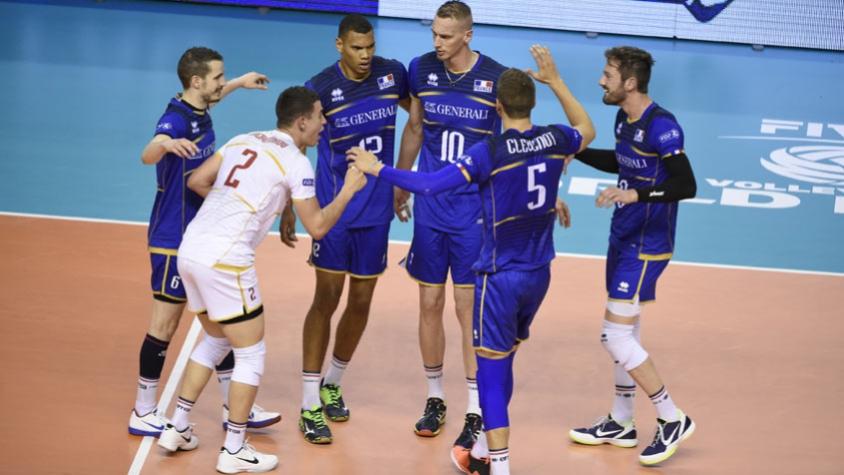 Campeã da Liga Mundial em 2015, seleção francesa garantiu presença na Fase Final