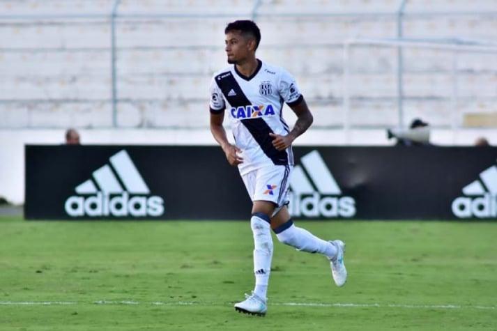 Cruzeiro apresenta oferta ao São Paulo: 25% de Lucca por 50% Hudson