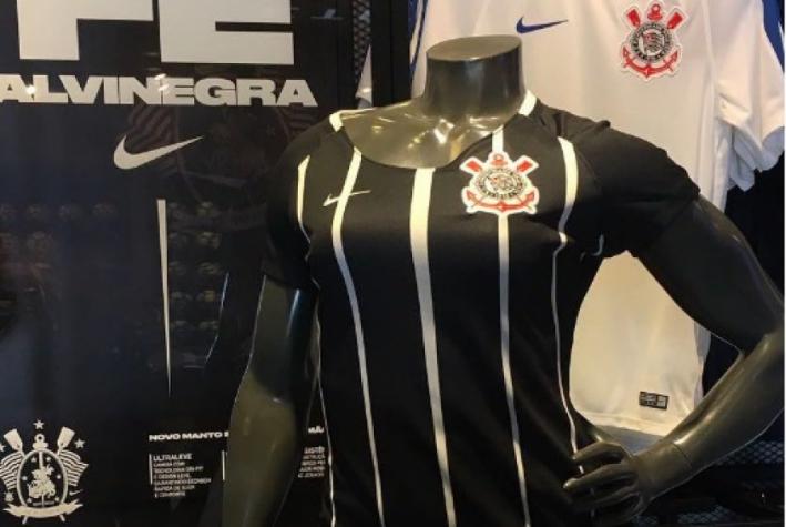 Nova camisa feminina Corinthians 6ea591c0438ab