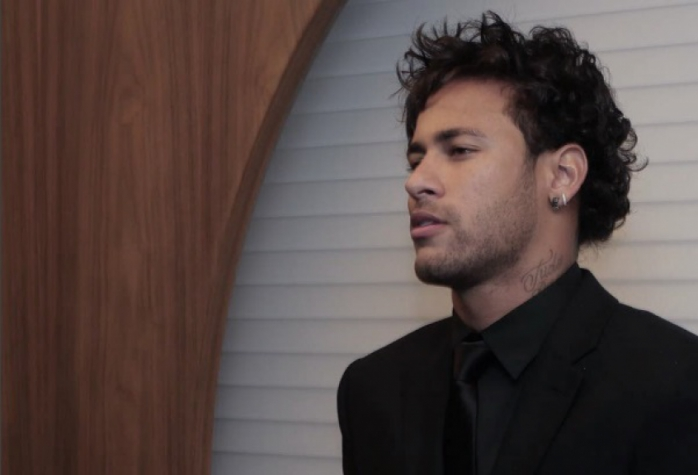 Neymar - Cabelo