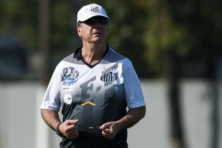 Lesão: Renato vira desfalque no Santos por até um mês