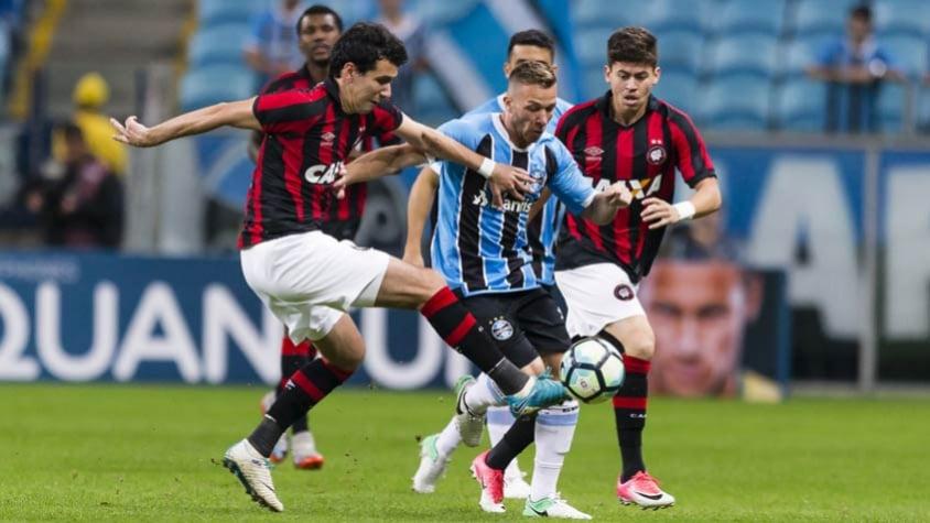 Everton exalta força do Grêmio na vitória sobre o Furacão, mas ressalta: &#39não tem nada ganho&#39