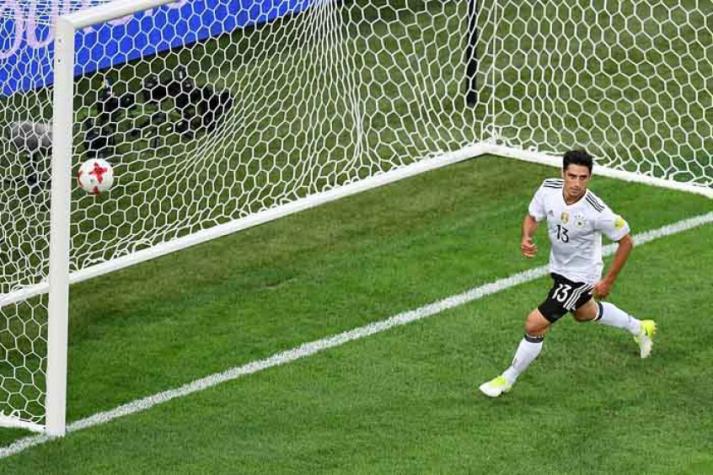 Draxler exalta garra da jovem seleção da Alemanha: