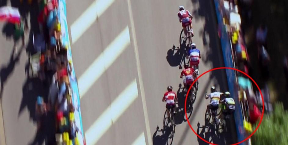 Peter Sagan vence etapa em Longwy no sprint final