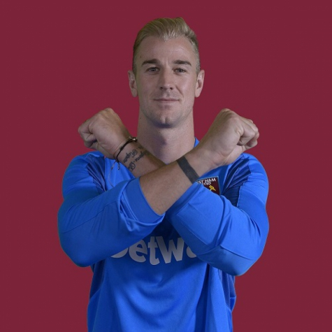 Manchester City confirma empréstimo do goleiro Joe Hart para o West Ham