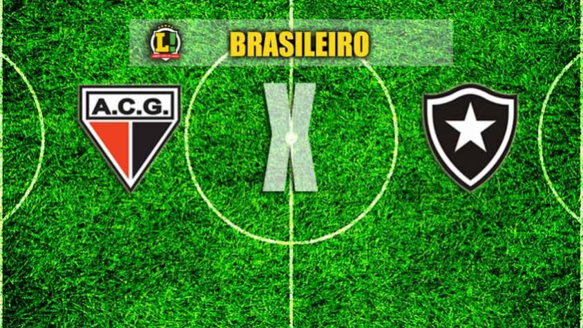 Atlético-GO x Botafogo  prováveis times 0a667ba4b0ca3