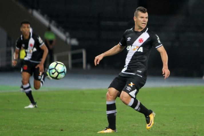 Wagner foi bem na partida contra o Santos 8e8a8642a0a0a