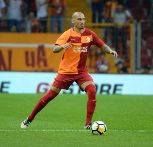 Maicon - Galatasaray x Östersunds