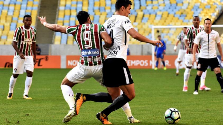 Não despenca! Balbuena marca, e Corinthians vence Flu no Maracanã