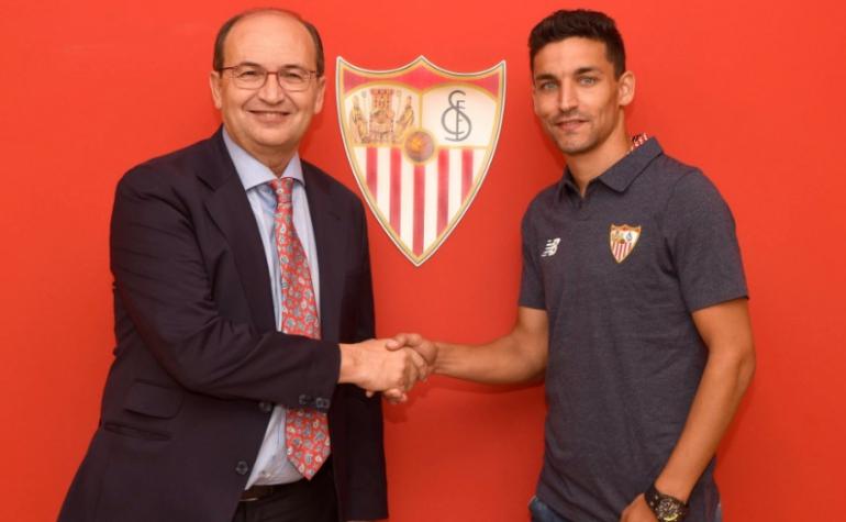 Jesús Navas deixa o Manchester City e regressa ao Sevilha FC
