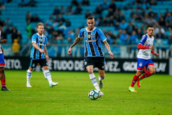 Spartak-RUS apresenta oferta por Luan; Grêmio faz contraproposta