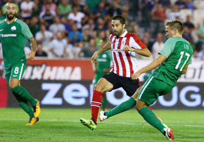 Panathinaikos x Athletic Bilbao