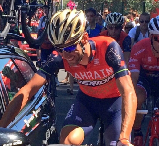 Nibali vence etapa e Froome assume a liderança da Vuelta