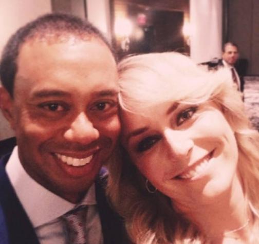Vazam fotos íntimas de Tiger Woods com ex