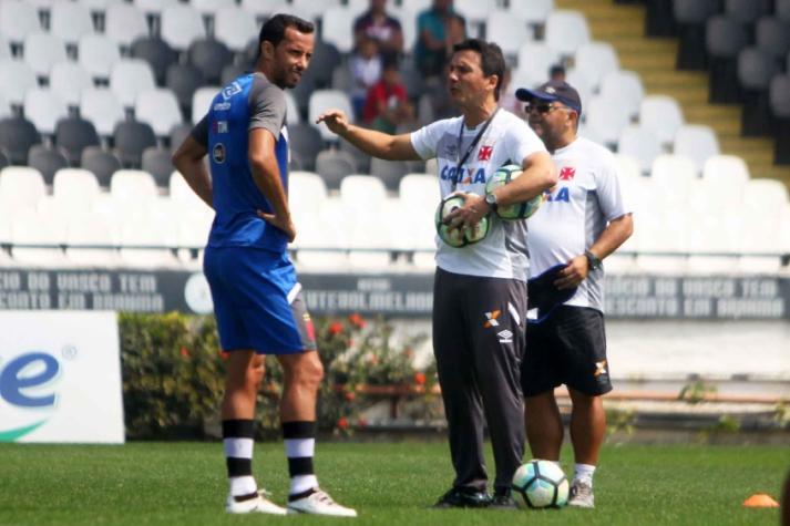 fae388ff98 Nenê elogia preparação do Vasco durante recesso do Brasileirão
