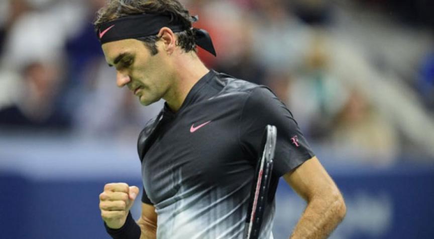 Federer segue em frente após cinco 'sets', Dimitrov eliminado — US Open