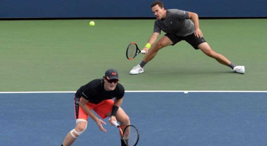 Melo e Kubot jogam demais e avançam à decisão do ATP Finals