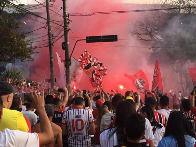 Torcida - São Paulo