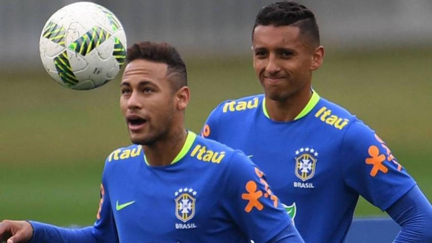 Dani Alves organiza jantar para reconciliar Neymar e Cavani