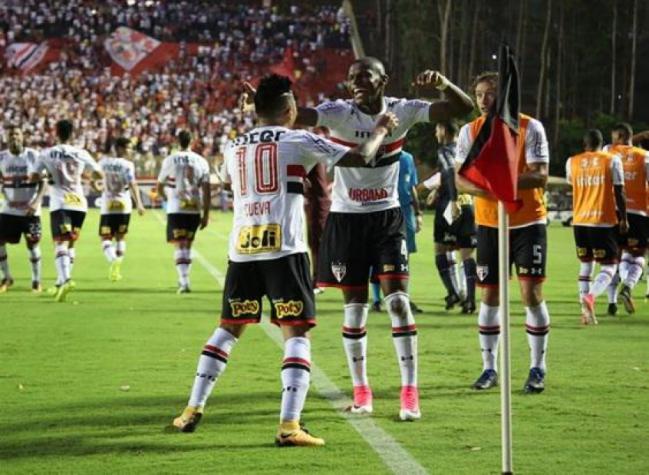 Cueva marcou gol olímpico que São Paulo não fazia há 21 anos  eb1b5d58fc270