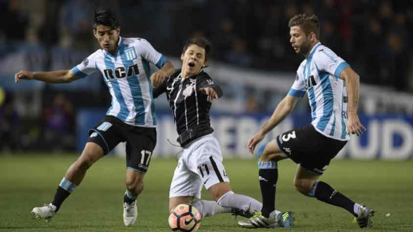 Expulsões atrapalham, e Corinthians é eliminado da Copa Sul-Americana