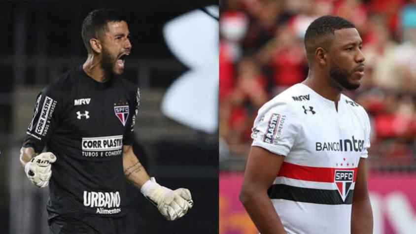 Momento ruim faz São Paulo brecar negociações com Renan e Jucilei