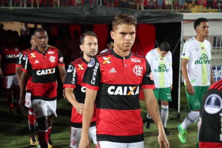Jogo Chapecoense x Flamengo - Campeonato Brasileiro Série A 2017