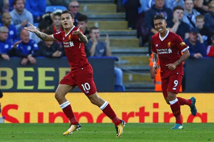 Site alemão vaza negociação entre Liverpool e Barcelona por Philippe Coutinho