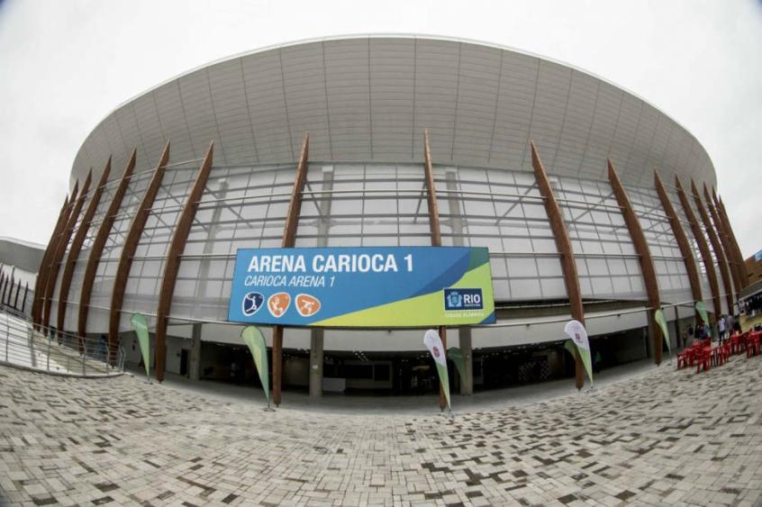 A Arena Carioca 1 receberá os destaques do crossfit do Rio de Janeiro em dois dias de competição