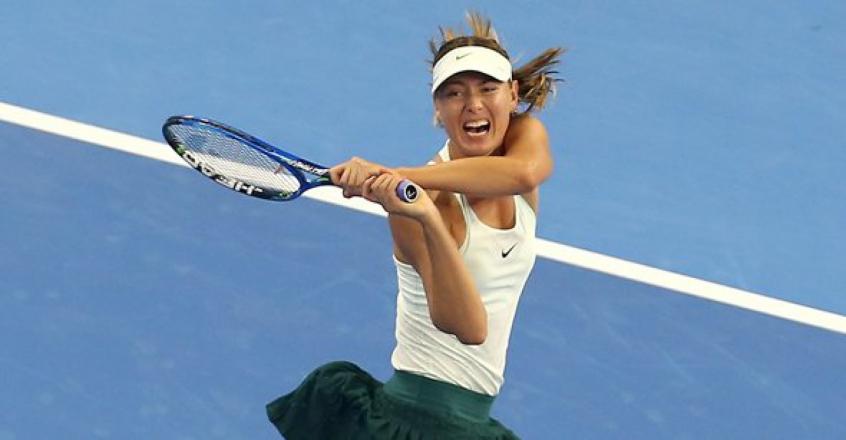 Fim de jejum: Na China, Sharapova conquista primeiro título após doping