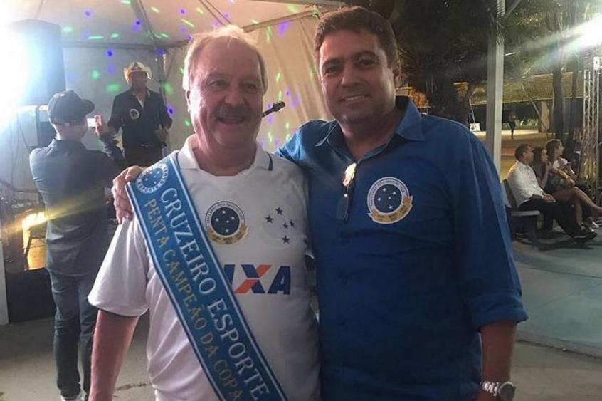 Wagner Pires de Sá nomeou Itair Machado para o cargo no futebol do Cruzeiro c2222caba7aa6