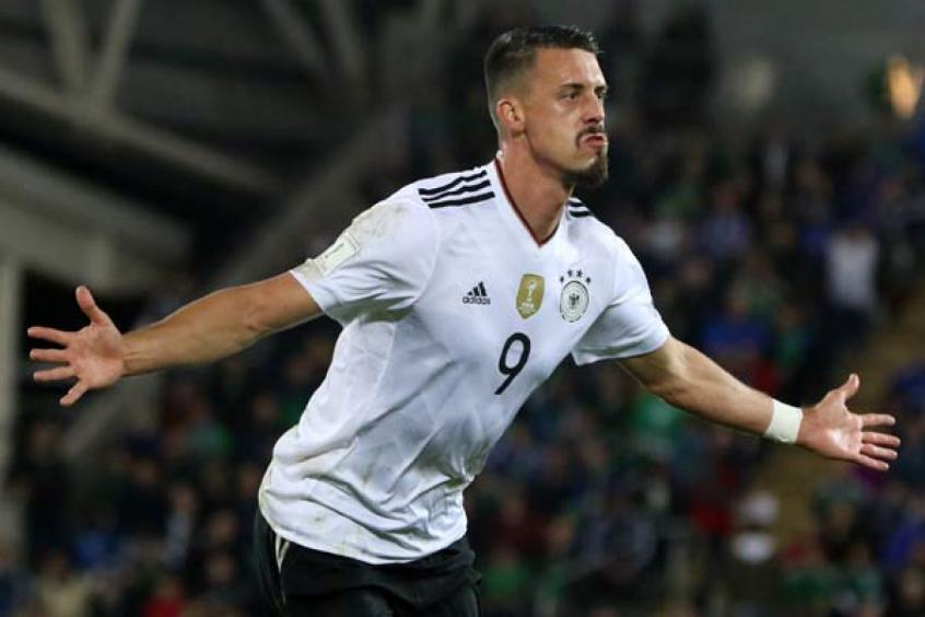 Bayern anuncia contratação de atacante da seleção alemã  4f6a9e6fecdb8