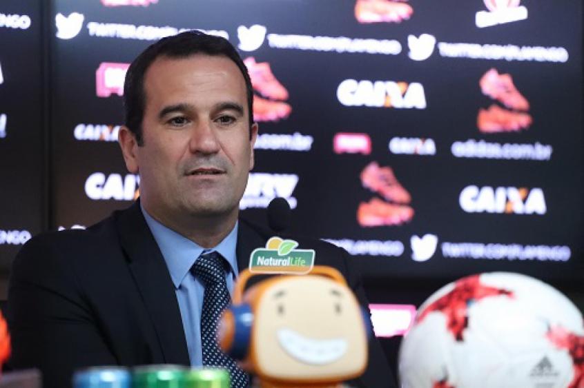 Ricardo Lomba - Novo VP de Futebol do Flamengo