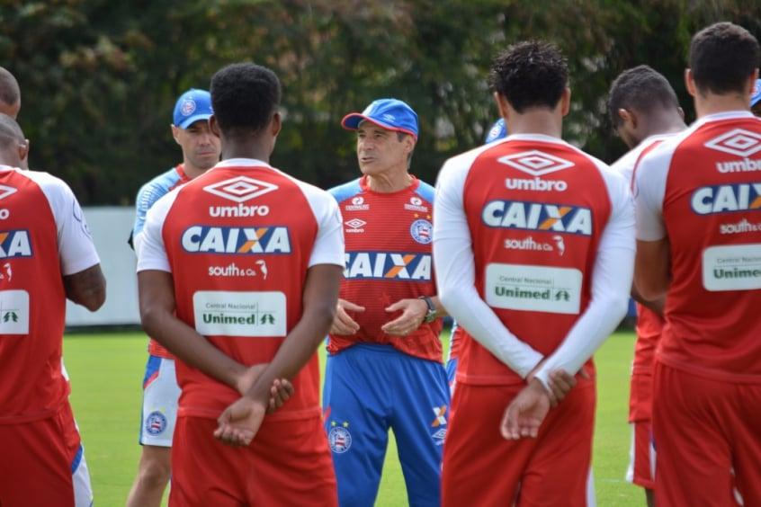 Carpegiani entra na mira do Fla para ser o coordenador técnico em 2018