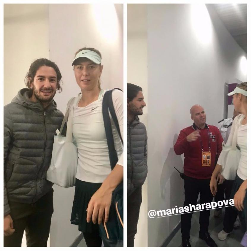 Sharapova vence bielorrussa em Tianjin e conquista primeiro título após suspensão