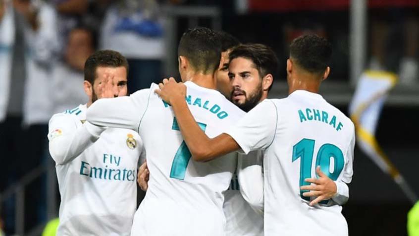 Marcelo marca um golaço e Real Madrid vence o Eibar  c1eb620c7de5f