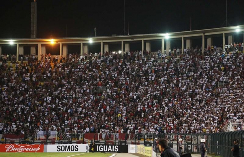Torcida - São Paulo - Pacaembu
