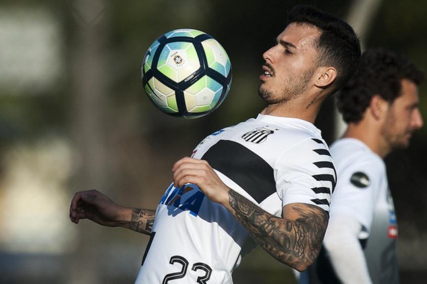 Pelo lateral Zeca, Flamengo pode ceder o volante Rômulo ao Santos