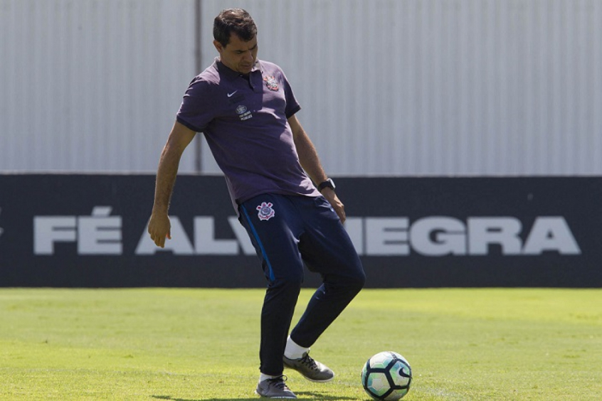 Corinthians poupará trio contra o  Fla; veja escalação e relacionados