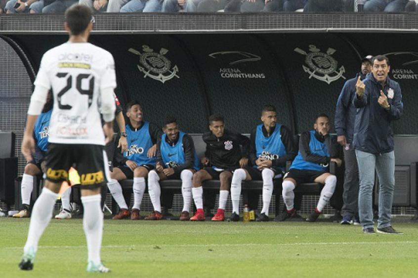 49284e640b A postura do Corinthians na vitória por 3 a 2 no clássico contra o  Palmeiras