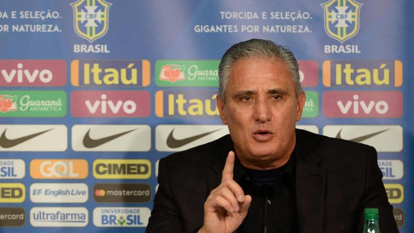 4ab1bd0c7a Tite convocou a Seleção Brasileira nesta segunda-feira (Pedro Martins    MoWA Press)