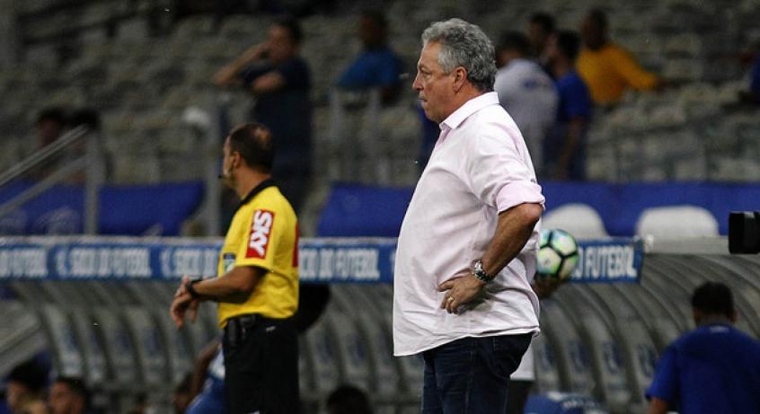 Abel Braga é o nome da vez no Palmeiras