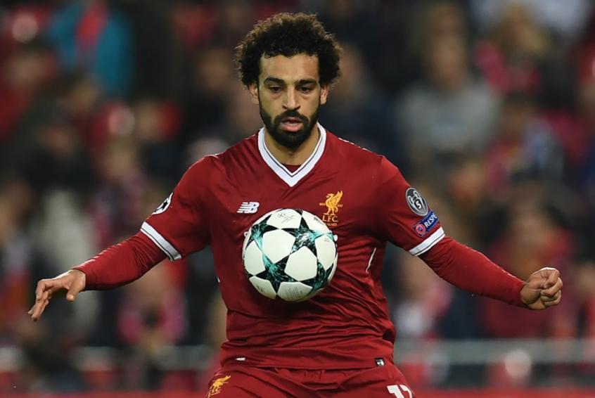No Egito o  dono  do time é o atacante Mohamed Salah 98c93615ed575