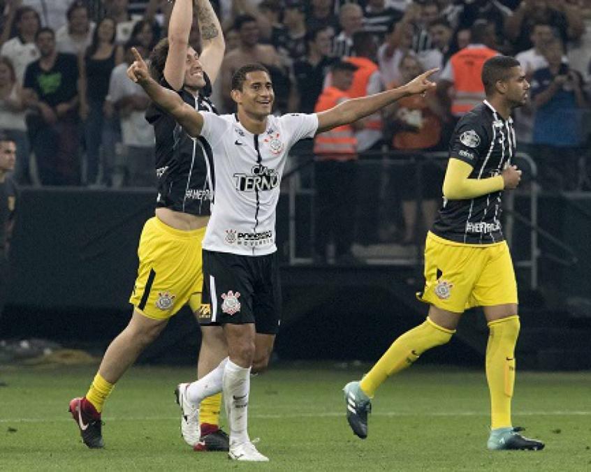 Jogador fundamental e indispensável no título brasileiro do Corinthians — Guilherme Arana