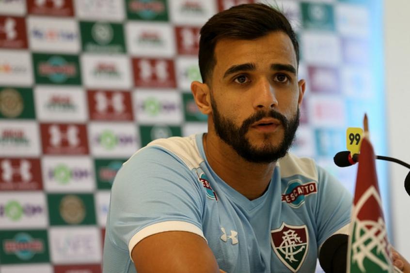 Flamengo está perto de vender Felipe Vizeu para clube italiano